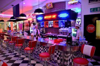 <center>American Food<br>I migliori piatti negli Stati Uniti</center>